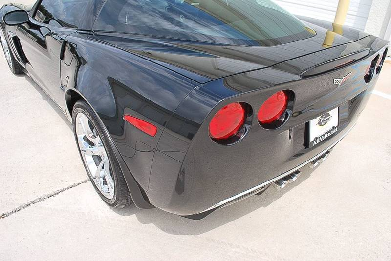 2011 Chevrolet Corvette for sale at AllVette LLC in Stuart FL
