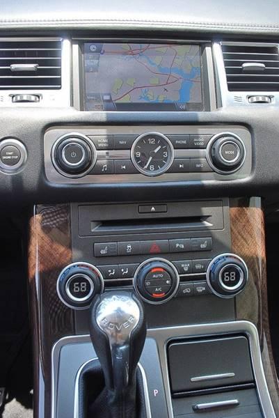 2011 Land Rover Range Rover Sport for sale at AllVette LLC in Stuart FL