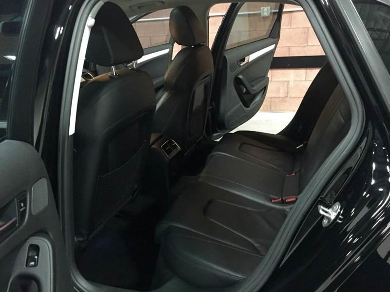 2011 Audi A4 for sale at AllVette LLC in Stuart FL