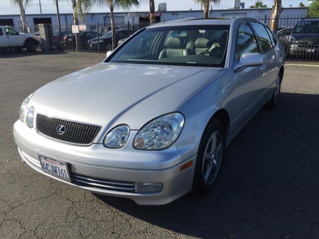 1998 Lexus GS 300 4dr Sedan - Rio Linda CA