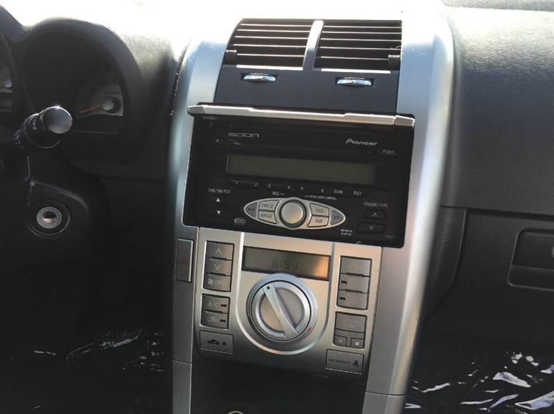 2006 Scion tC 2dr Hatchback w/Manual - Rio Linda CA