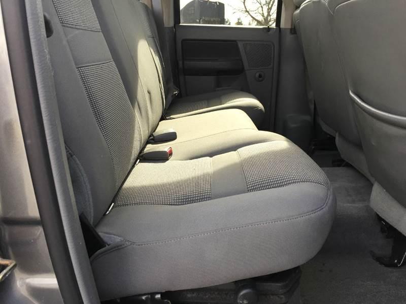2006 Dodge Ram Pickup 2500 SLT 4dr Quad Cab 4WD LB - Rio Linda CA