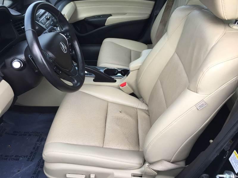 2013 Acura ILX 2.0L 4dr Sedan w/Premium Package - Rio Linda CA