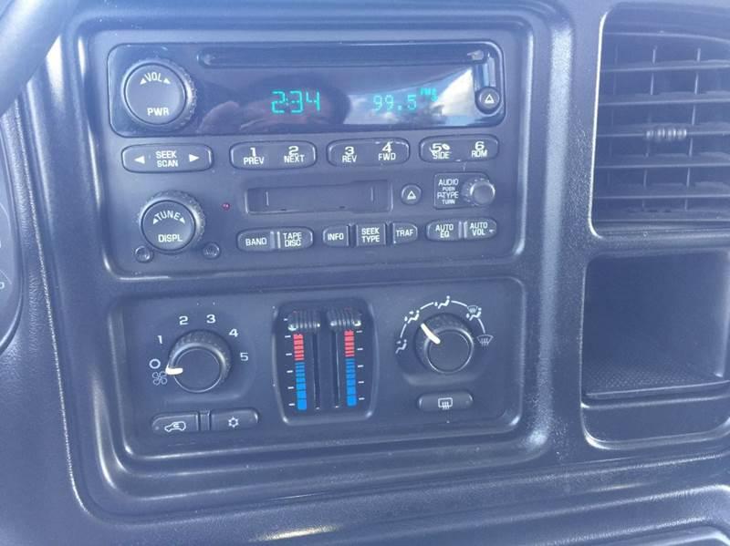 2005 Chevrolet Silverado 1500 4dr Extended Cab LS Rwd SB - Rio Linda CA