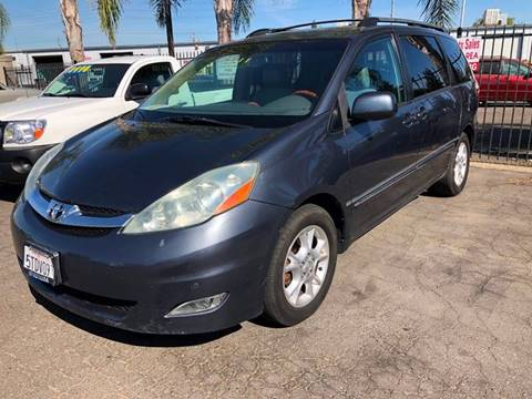 2006 Toyota Sienna for sale at Moun Auto Sales in Rio Linda CA