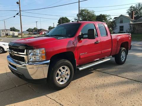 2011 Chevrolet Silverado 2500HD for sale in Cameron, MO