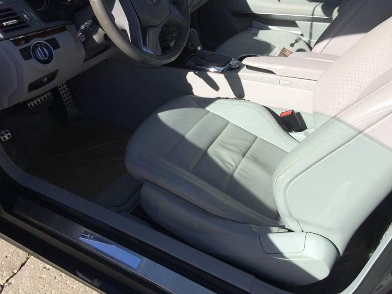 2012 Mercedes-Benz E-Class E 350 2dr Coupe - Cameron MO