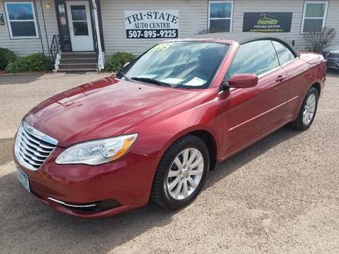 2012 Chrysler 200 Convertible for sale in La Crescent, MN