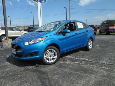 2017 Ford Fiesta for sale in Crawfordsville, IN