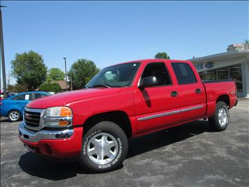2005 GMC Sierra 1500 for sale in Crawfordsville, IN