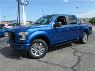 2017 Ford F-150 for sale in Crawfordsville, IN