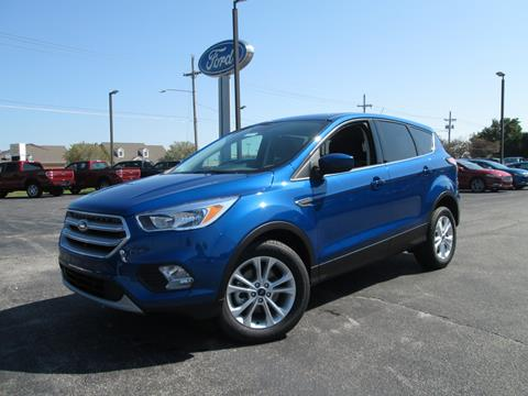 2017 Ford Escape for sale in Crawfordsville, IN