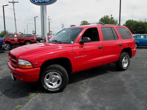1998 Dodge Durango for sale in Crawfordsville, IN