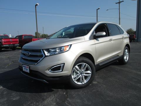 2017 Ford Edge for sale in Crawfordsville, IN