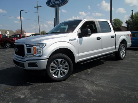 2018 Ford F-150 for sale in Crawfordsville, IN