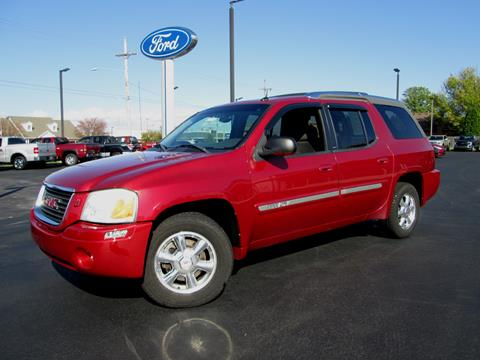 2004 GMC Envoy XUV for sale in Crawfordsville, IN