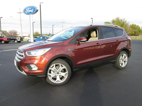 2018 Ford Escape for sale in Crawfordsville, IN