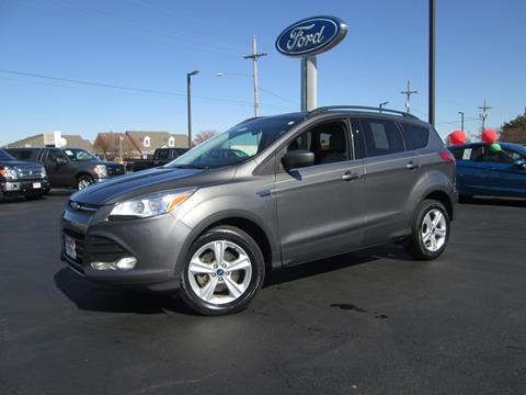 2014 Ford Escape for sale in Crawfordsville, IN
