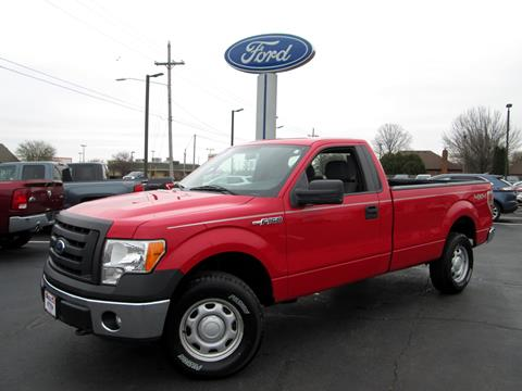 2011 Ford F-150 for sale in Crawfordsville, IN