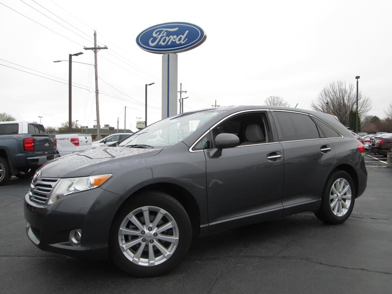 2009 Toyota Venza Fwd 4cyl 4dr Crossover In Crawfordsville In