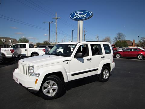 2012 Jeep Liberty for sale in Crawfordsville, IN