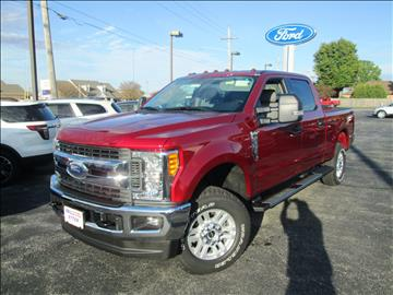 2017 Ford F-250 Super Duty for sale in Crawfordsville, IN