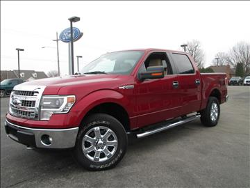 2014 Ford F-150 for sale in Crawfordsville, IN