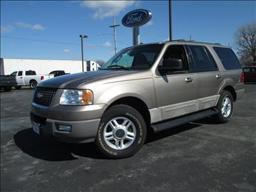 2003 Ford Expedition for sale in Crawfordsville, IN
