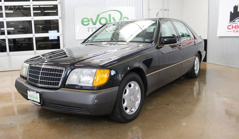 1992 Mercedes-Benz 600-Class for sale at Evolve Motors in Chicago IL