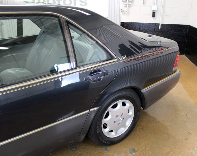 1992 mercedes benz 600 class 600 sel in chicago il for 1992 mercedes benz 600 class