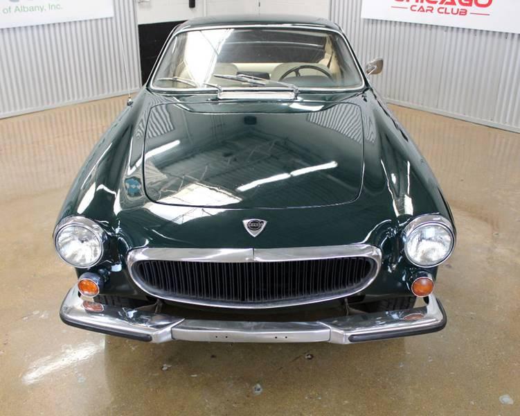 1968 Volvo P1800 S for sale at Evolve Motors in Chicago IL