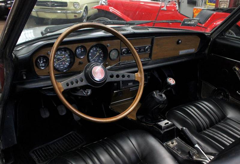 1979 FIAT 124 Spider for sale at Evolve Motors in Chicago IL