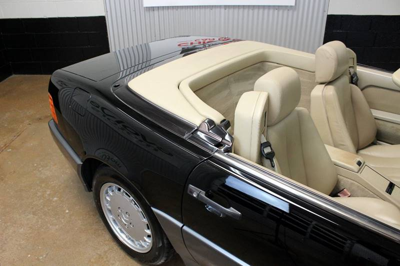 1991 Mercedes-Benz 300-Class for sale at Evolve Motors in Chicago IL