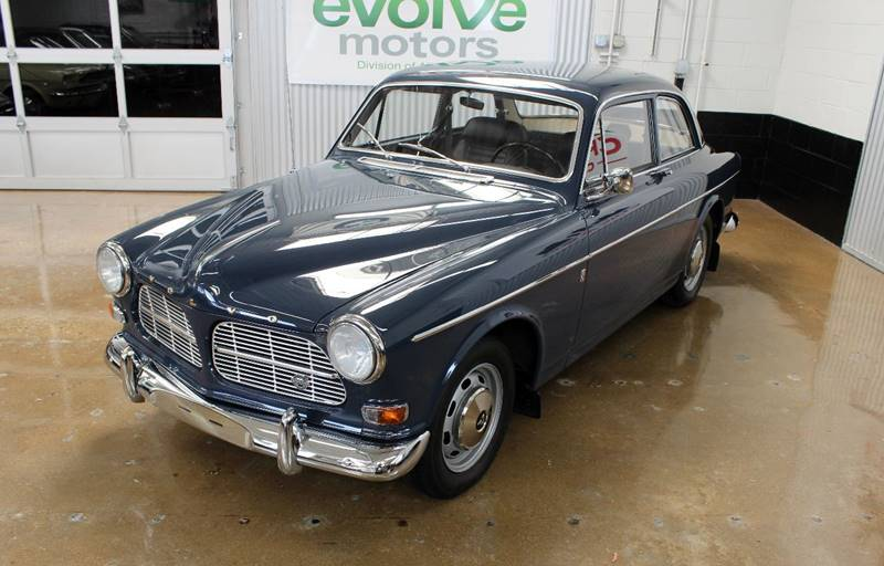 1966 Volvo 122 for sale at Evolve Motors in Chicago IL