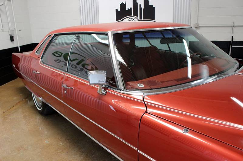 1976 Cadillac DeVille for sale at Evolve Motors in Chicago IL