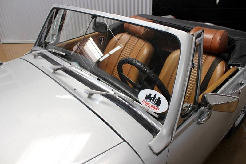 1974 MG Midget for sale at Evolve Motors in Chicago IL