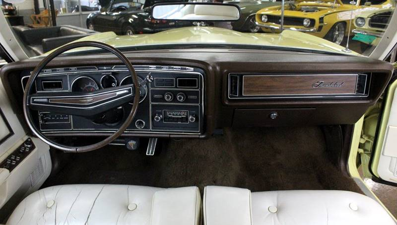 1973 Ford Thunderbird for sale at Evolve Motors in Chicago IL