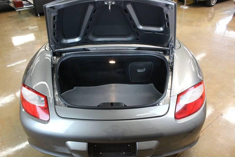 2007 Porsche Boxster for sale at Evolve Motors in Chicago IL
