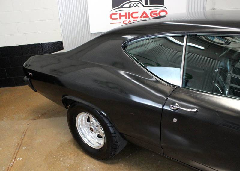 1969 Chevrolet Chevelle for sale at Evolve Motors in Chicago IL