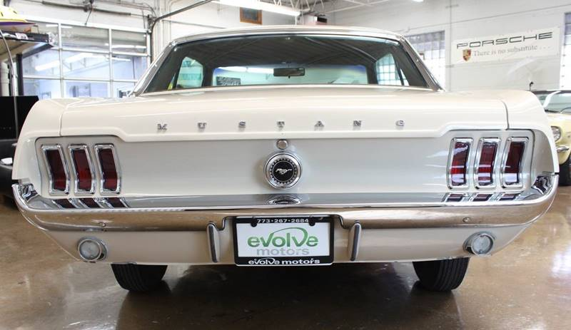 1967 Ford Mustang for sale at Evolve Motors in Chicago IL