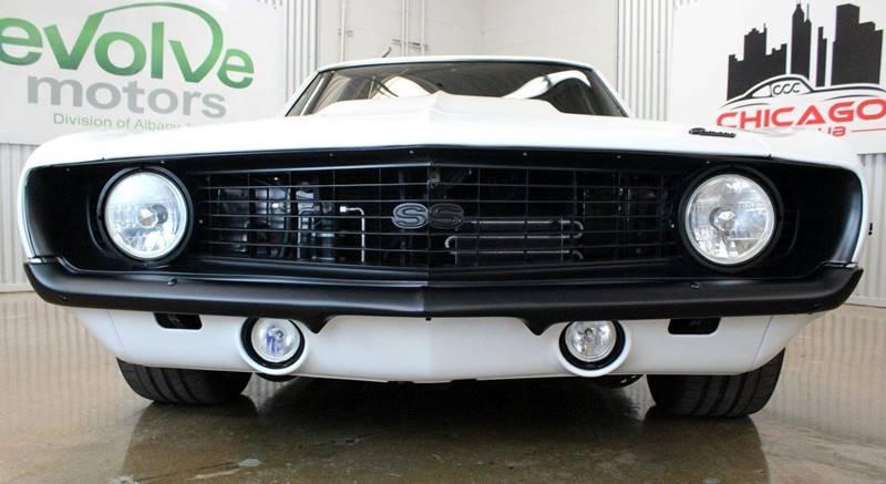 1969 Chevrolet Camaro for sale at Evolve Motors in Chicago IL