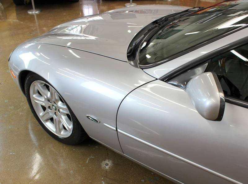 2001 Jaguar XK-Series for sale at Evolve Motors in Chicago IL
