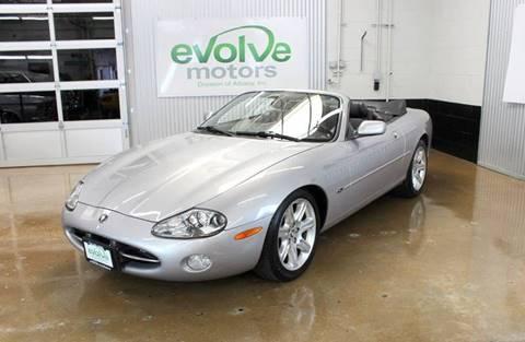 2001 Jaguar XK-Series for sale in Chicago, IL