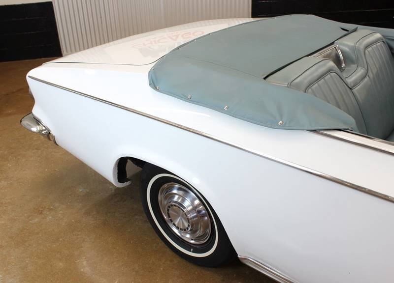 1963 Chrysler Newport for sale at Evolve Motors in Chicago IL