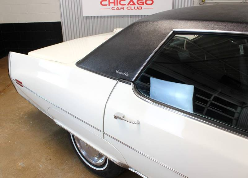 1973 Cadillac DeVille for sale at Evolve Motors in Chicago IL