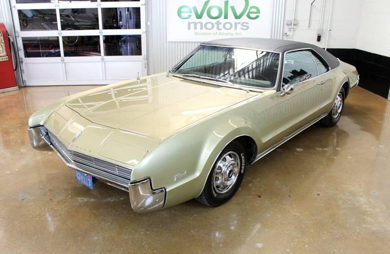 1967 Oldsmobile Toronado for sale at Evolve Motors in Chicago IL