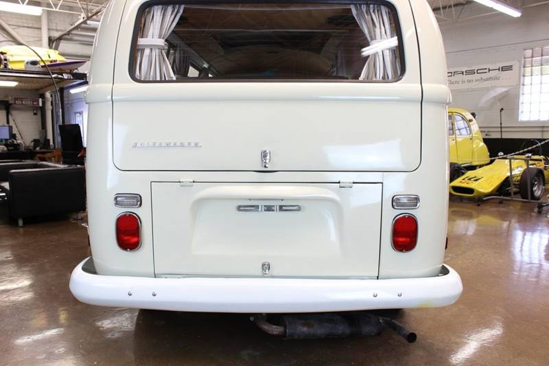 1971 Volkswagen Bus for sale at Evolve Motors in Chicago IL