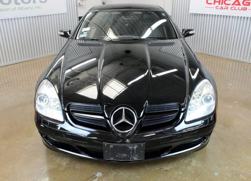 2006 Mercedes-Benz SLK for sale at Evolve Motors in Chicago IL