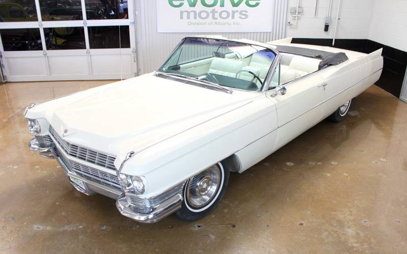 1964 Cadillac DeVille for sale at Evolve Motors in Chicago IL