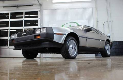 1981 DeLorean DMC-12 for sale in Chicago, IL